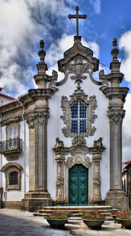 Download Malheiras Chapel In Viana Do Castelo Stock Image - Image: 61820997