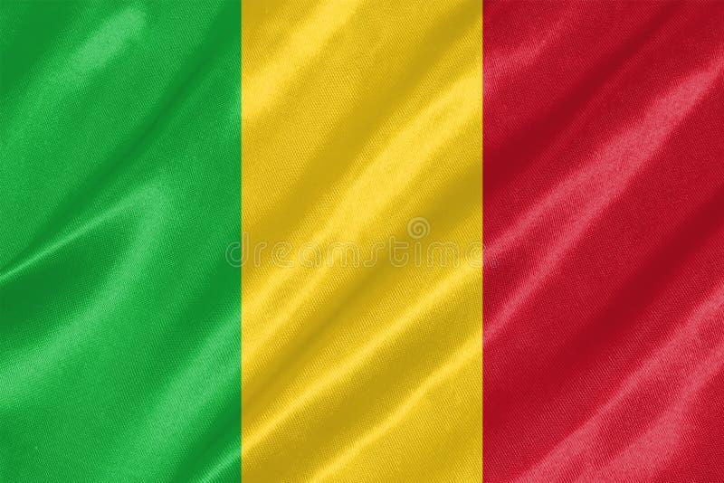 Mali flaga ilustracji