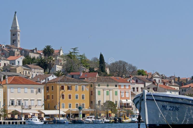 Mali Losinj Croatia imagenes de archivo