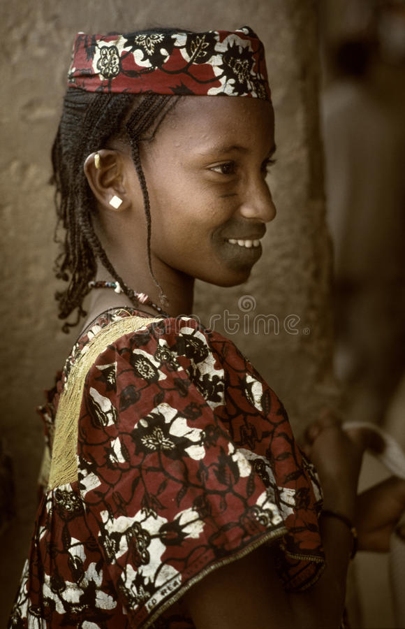 Download Mali, West Africa - Dogon Villages Mud Houses, Peul And Fulani P Editorial Photography - Image: 81693032