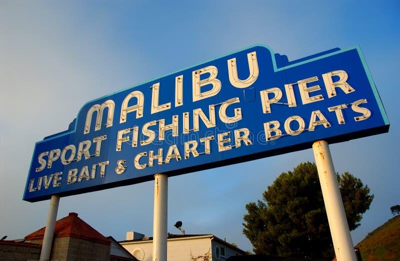 Malibu fotos de archivo
