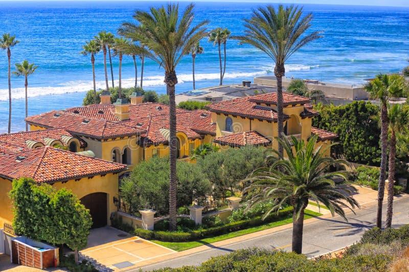 Malibu Kalifornia fotografia stock