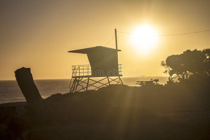 Malibu Plaża obrazy stock