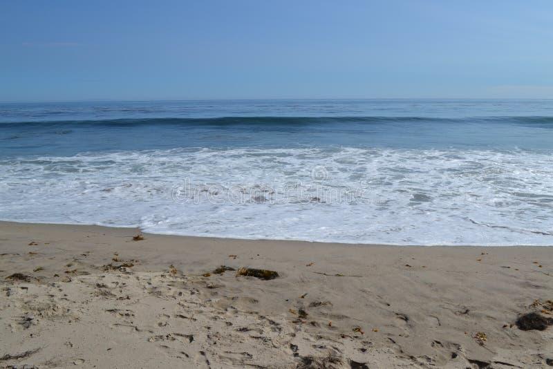 Malibu Strand stockfoto