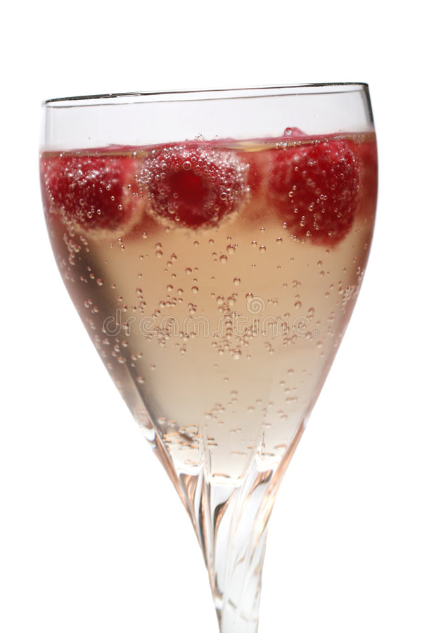 malina szampańska obraz royalty free