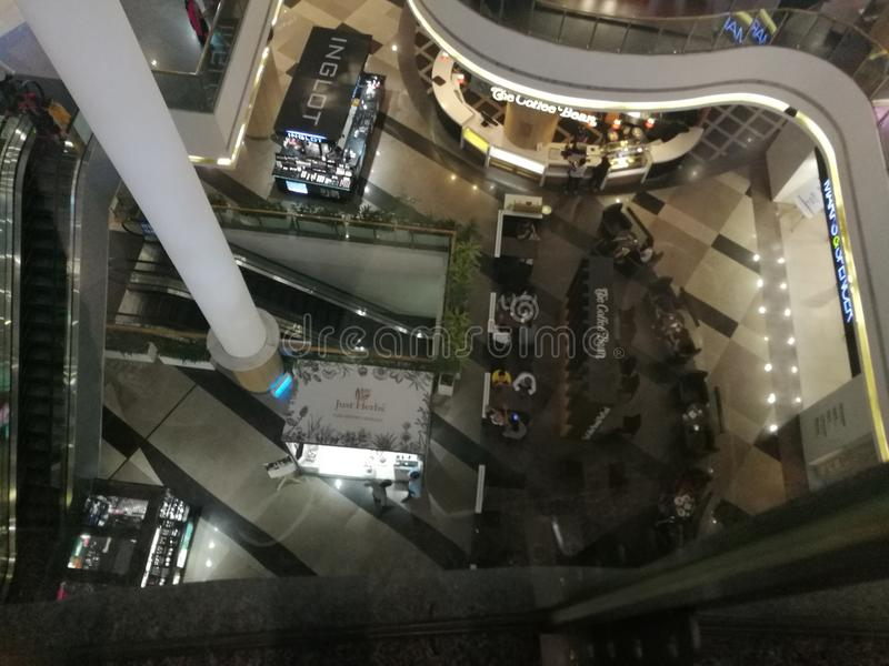 mall imagem de stock royalty free