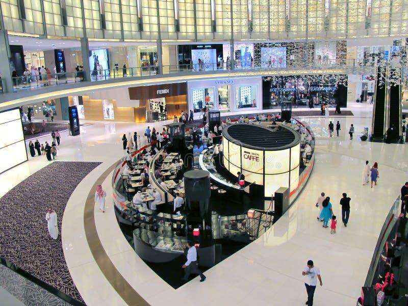 Mall of the Emirates, Dubai stock photos