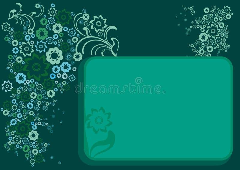 mall för prydnad för coldfärgH arkivfoto