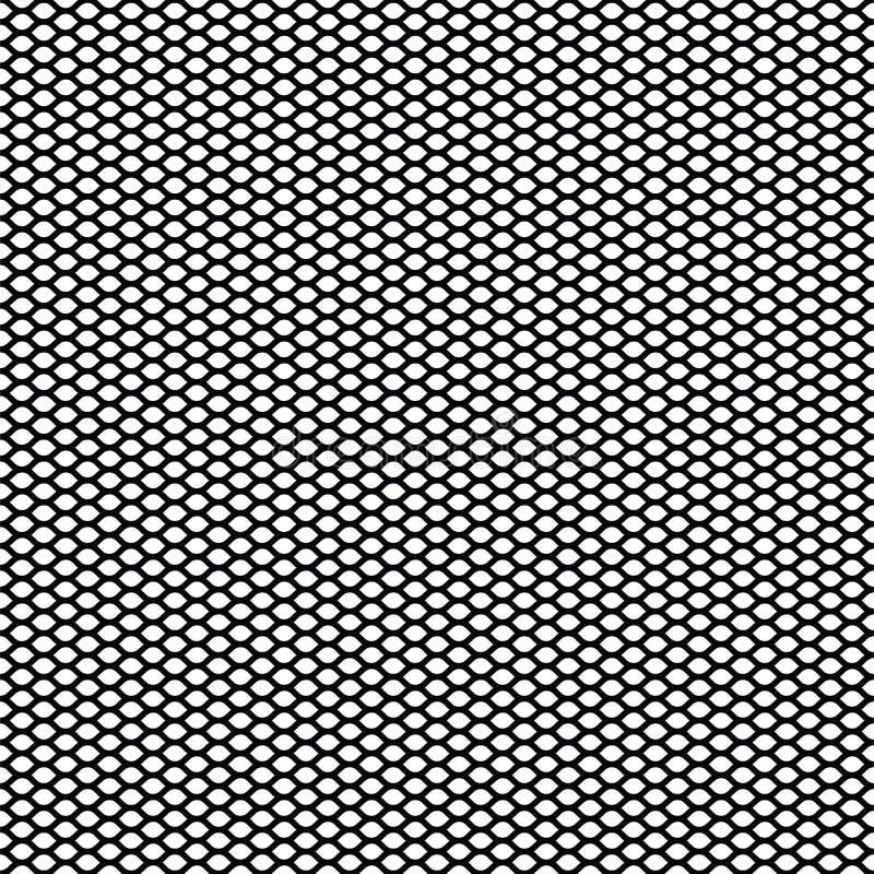 Malla inconsútil del vector stock de ilustración