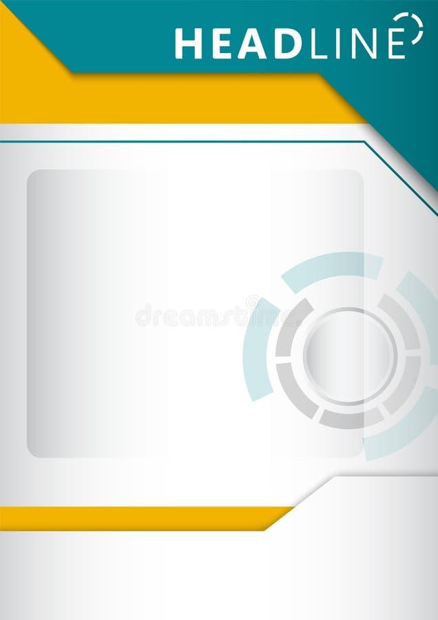 malldesign 01 vektor illustrationer