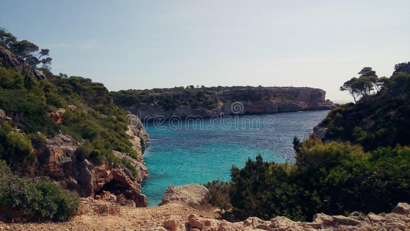 Mallorca fotografering för bildbyråer