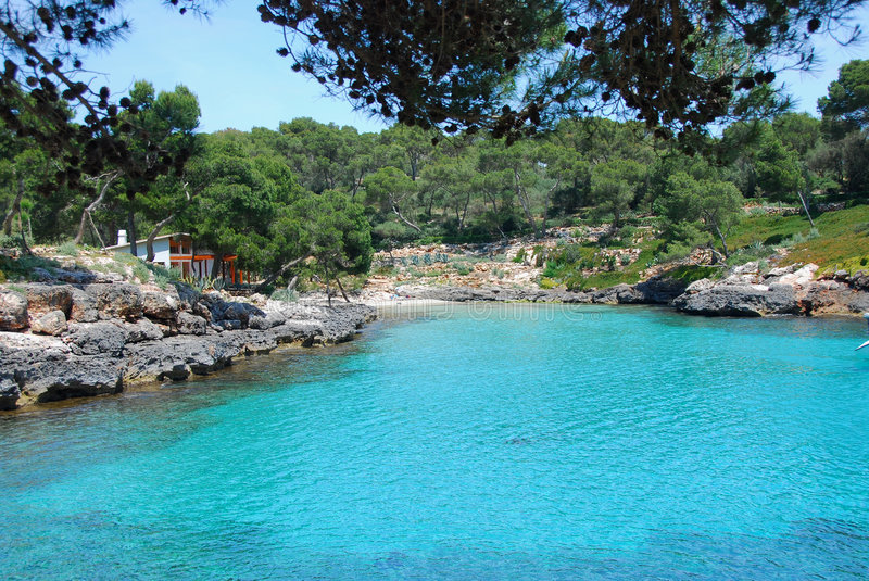Download Mallorca stock image. Image of water, tropical, forest - 6416309