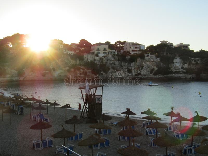 Mallorca lizenzfreies stockbild