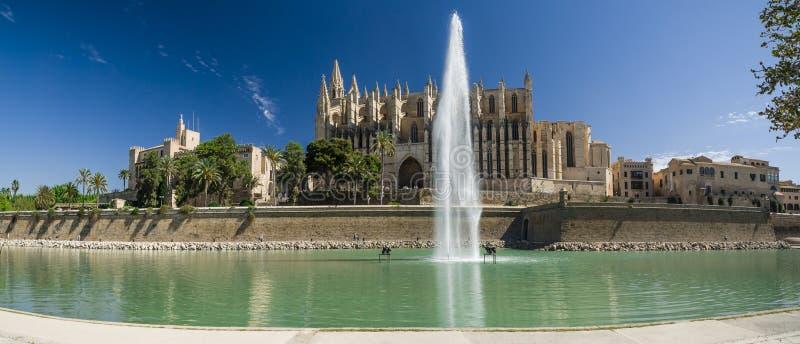 Mallorca, Catedral stock fotografie