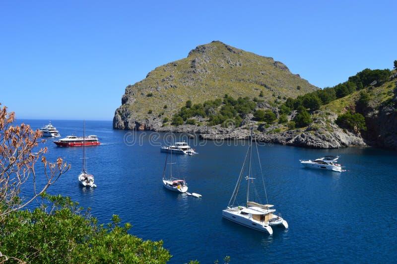 Mallorca hermosa imagen de archivo