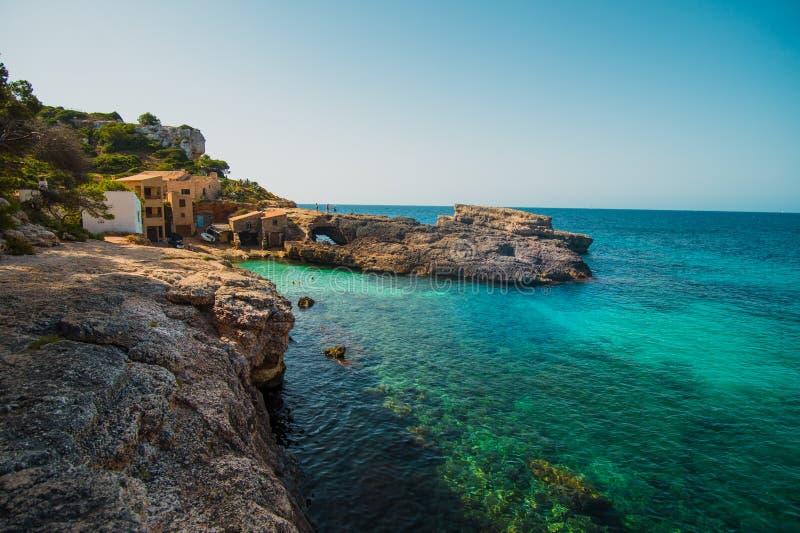 Mallorca-Insel ist der Balearischen Inseln das größte lizenzfreies stockfoto