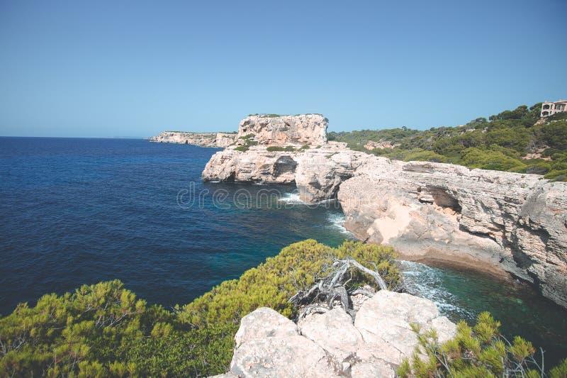 Mallorca-Insel ist der Balearischen Inseln das größte stockbilder