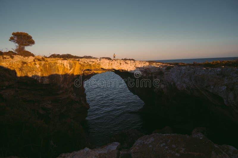 Mallorca-Insel ist der Balearischen Inseln das größte stockfotografie