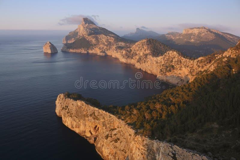 Mallorca Island - Cape Formentor Royalty Free Stock Image