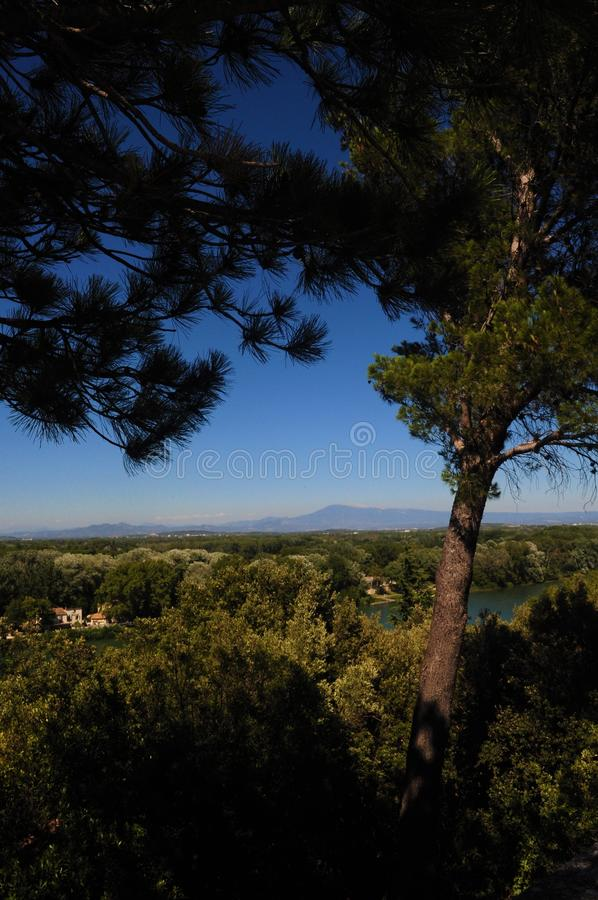 Mallorca landskap, Spanien arkivbild