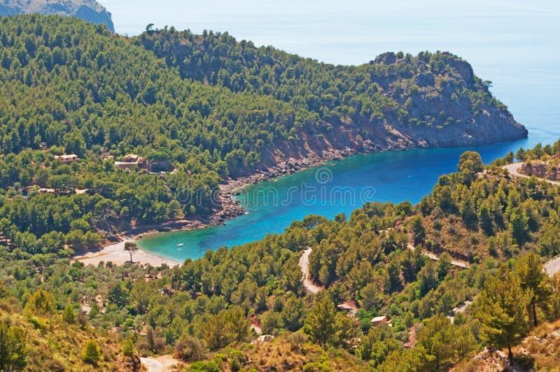 Mallorca, Maiorca, Isole Baleari, Spagna fotografia stock