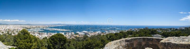 Mallorca, Palma Mallorca royalty-vrije stock afbeelding