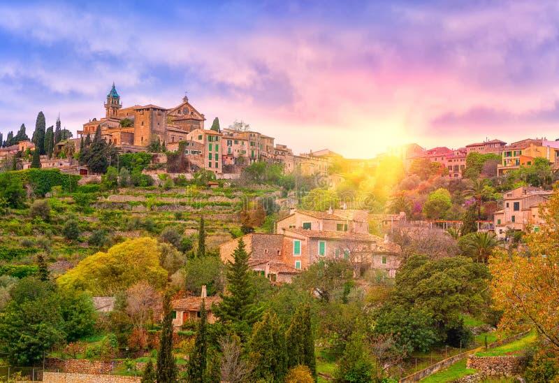 Mallorca, Spanje stock afbeelding
