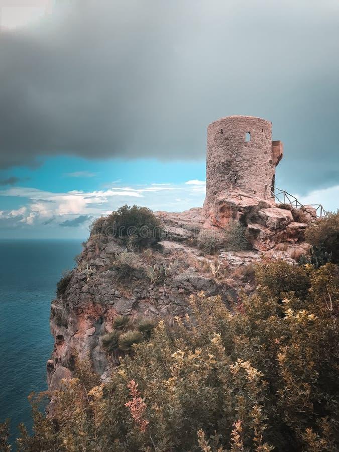 Mallorca widok obraz royalty free