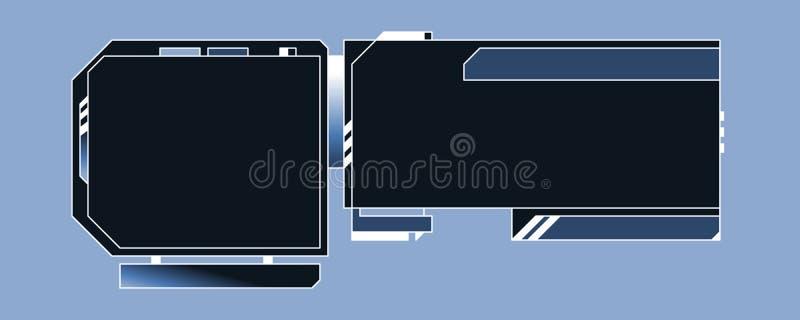 mallrengöringsduk för 03 design e royaltyfri illustrationer