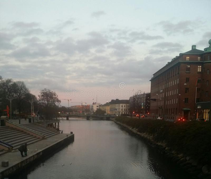 Malmö image libre de droits