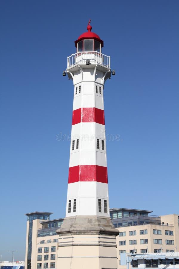 Malmo Lighthouse Stock Photography