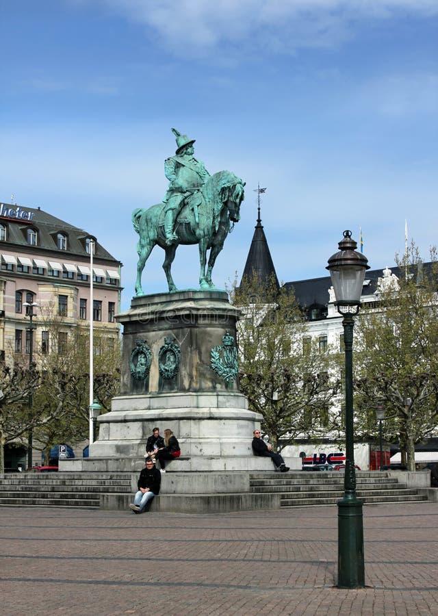 Free Malmo, Stortorget Square Stock Photo - 28547240