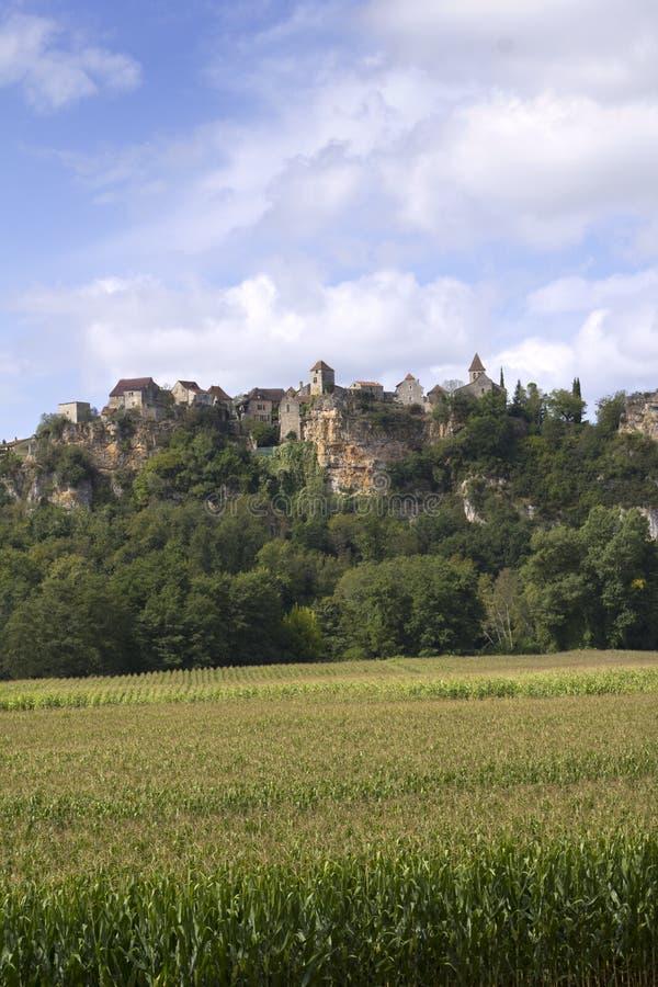 Malowniczy Francja - udział fotografia royalty free