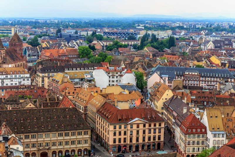 Malowniczy Strasburg zdjęcia stock