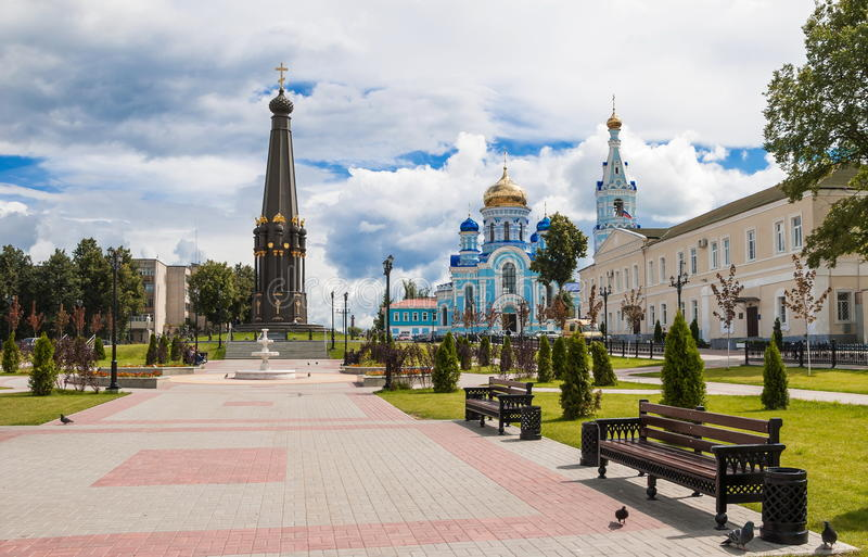Maloyaroslavetz lizenzfreie stockbilder