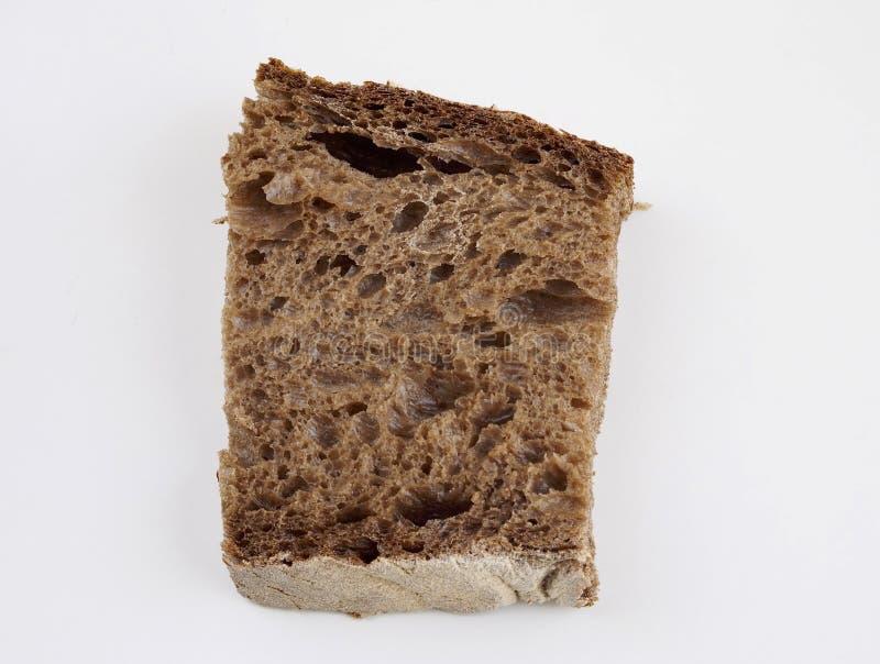 Malt rye bread stock image