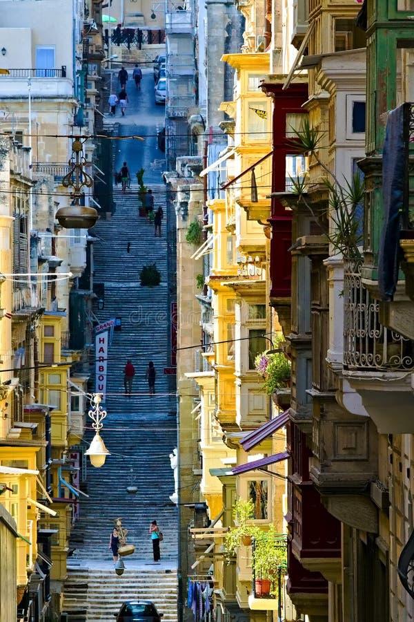 Maltański abstrakt fotografia royalty free