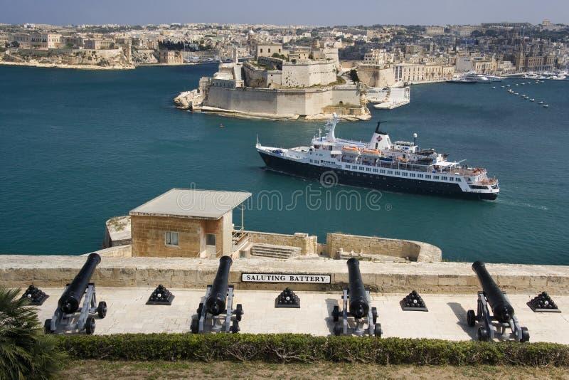 Malta fotografie stock