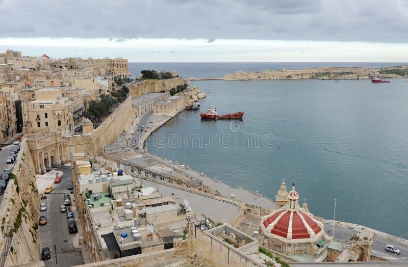 malta стоковое изображение