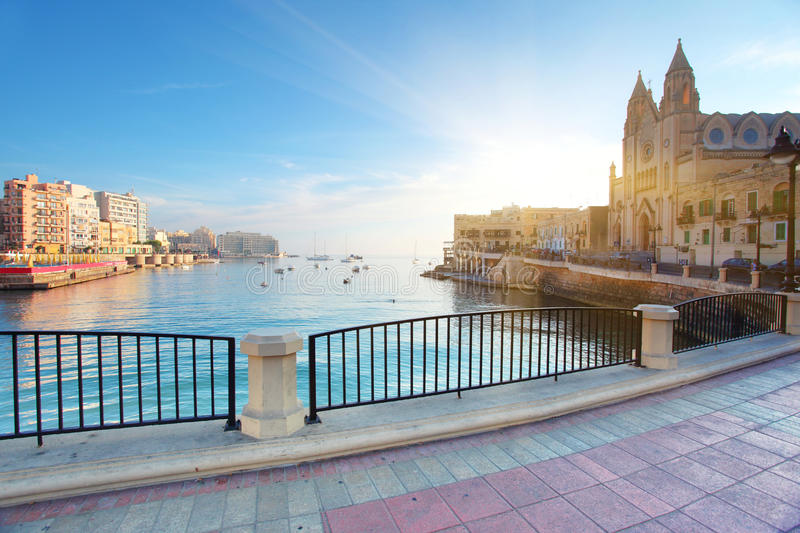 Malta royalty free stock photos