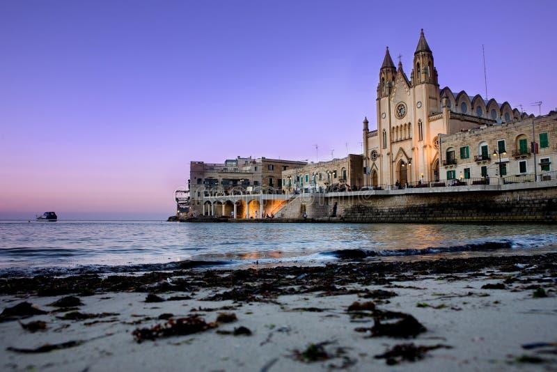 Malta stockfoto