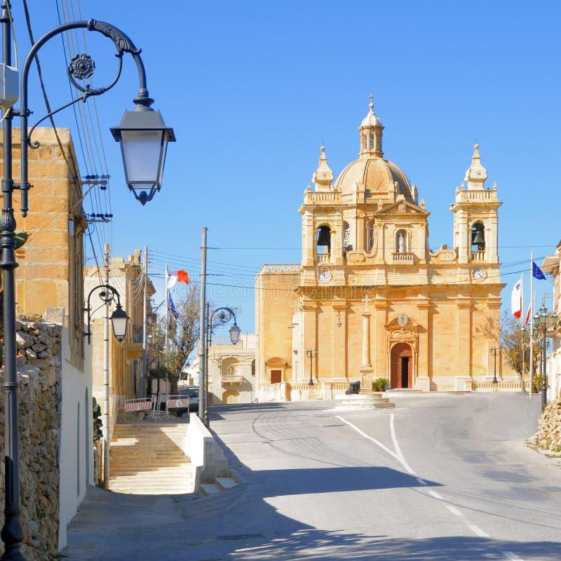 Free Malta, Church In Haz-Zebbug Stock Photo - 17749220