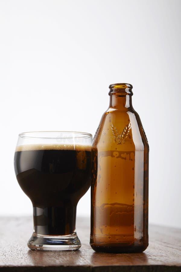 Malta-Getränk lizenzfreies stockbild