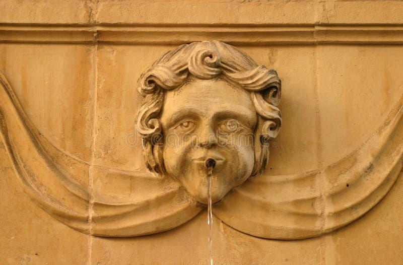 Download Malta La Valletta Fountain Stock Photo - Image: 24252040
