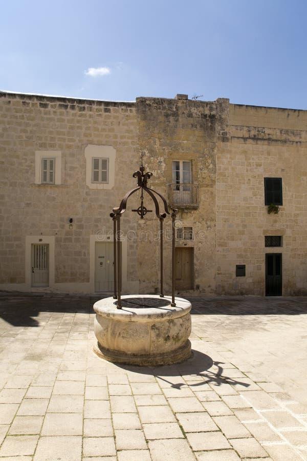Malta Mdina 4 stock afbeelding