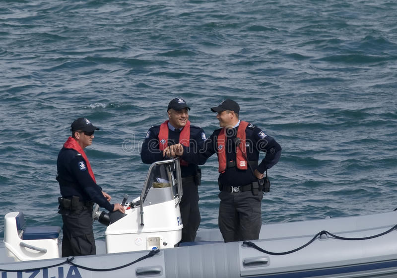 Download Malta Police ALE Maritime Patrol Editorial Image - Image: 14361045