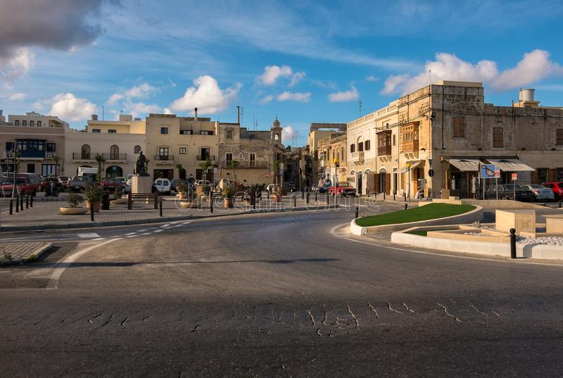 malta Rabat Mdina foto de stock