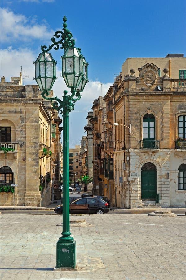 Malta - Valletta lizenzfreie stockbilder