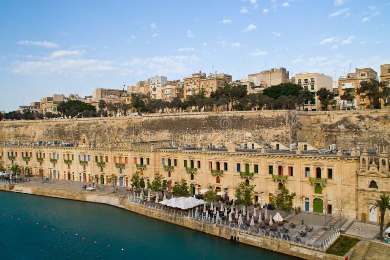 malta valletta стоковое изображение rf