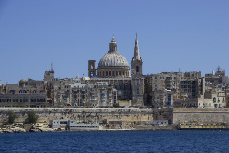malta valletta стоковые изображения